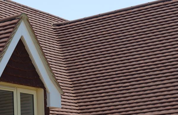 Marley Eternit Concrete Plain Tile Roofing Trade